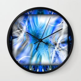 Fros T Wall Clock
