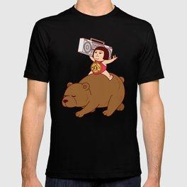 Boombox Kintaro -remake version- T-shirt