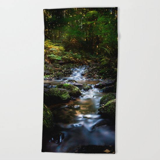 Reality lost Beach Towel