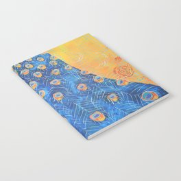 Peacock - The Protector Notebook