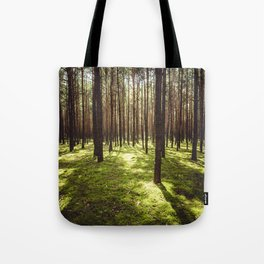 FOREST - Landscape and Nature Photography Tote Bag
