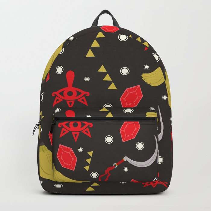 Yiga Clan Pattern Backpack