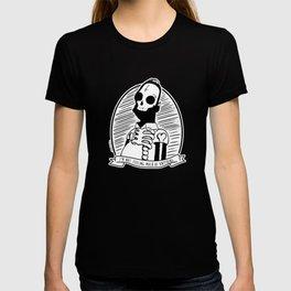 Alternative Punk Homer Simpson Tattoo Art T-shirt