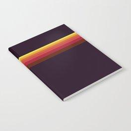 Sun Stripes Notebook