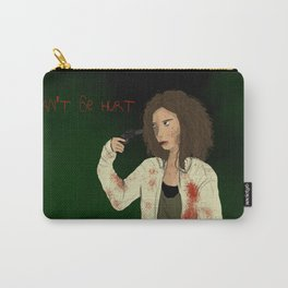 Can't be hurt Carry-All Pouch