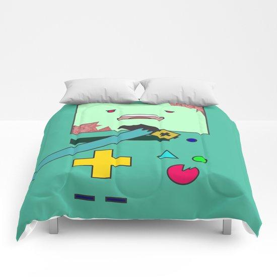 Zom-BMO Comforters