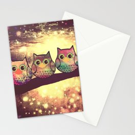 owl 69 Stationery Cards