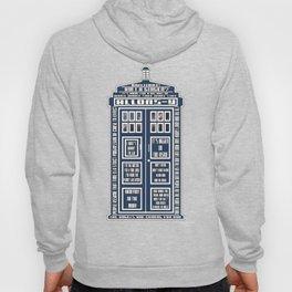 Doctor Who - Tardis Typography Hoody