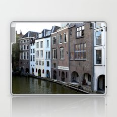 Water and bricks Laptop & iPad Skin