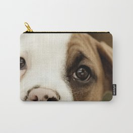 Boxer Nose Carry-All Pouch
