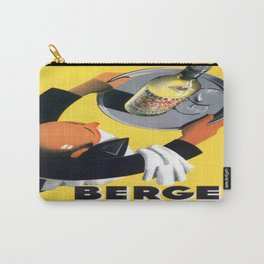 Vintage poster - Berger Carry-All Pouch