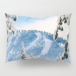 Peer Into Wonderland Pillow Sham