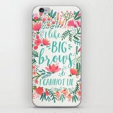 Big Brows – Juicy Palette iPhone & iPod Skin