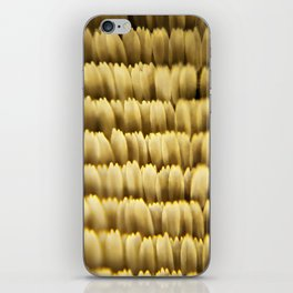 EasternTiger Swallowtail (butterfly wing 100x magnification) iPhone Skin