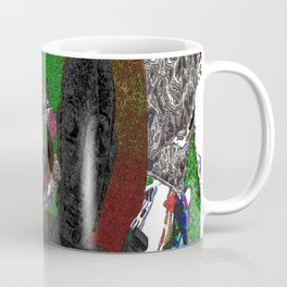 Whacky Bags pattern Coffee Mug