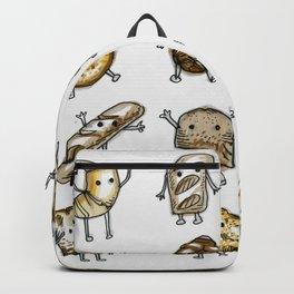 I Love Bread Backpack
