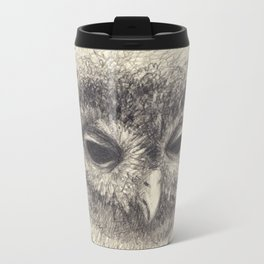 Owly owl Travel Mug
