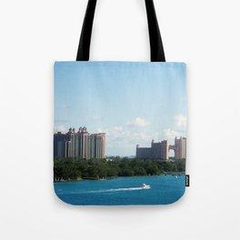 Bahamas Cruise Series 114 Tote Bag