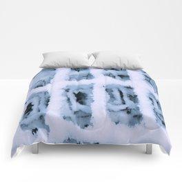 Snow Pattern Comforters