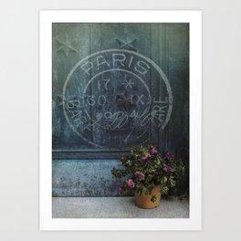 Not Forgotten Art Print