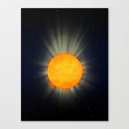 egg Canvas Print