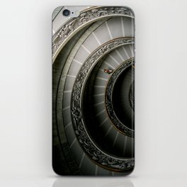 The Climb of a Lifetime iPhone Skin