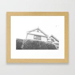 Heritage Home Framed Art Print