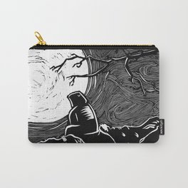 Light of the Moon Carry-All Pouch