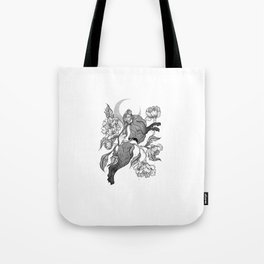 uncontrollable nature Tote Bag