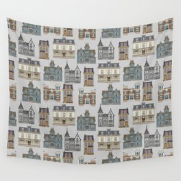 Victorian pattern Wall Tapestry