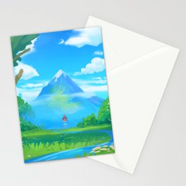 The Legend of Zelda: Breath of the Wild Stationery Cards