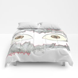 Eyes of fear Comforters