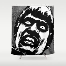 Plague of the Zombies (2010) Shower Curtain
