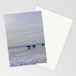 Serene Seagrove Beach Stationery Cards