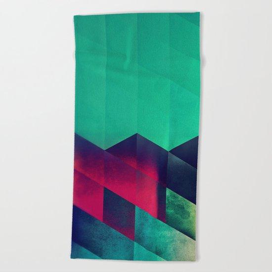 1styp Beach Towel