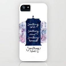 tardis - doctor who Slim Case iPhone (5, 5s)