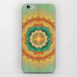 Happyness - Mandala iPhone Skin