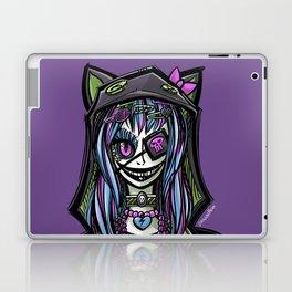 Scary Harajuku Girl Laptop & iPad Skin