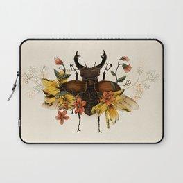 Blooming Beetle Laptop Sleeve