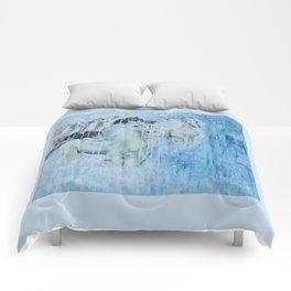 Spirit Horses Comforters
