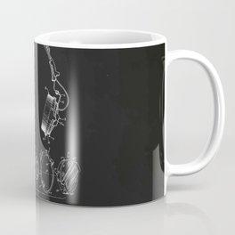 Headphone patent Coffee Mug