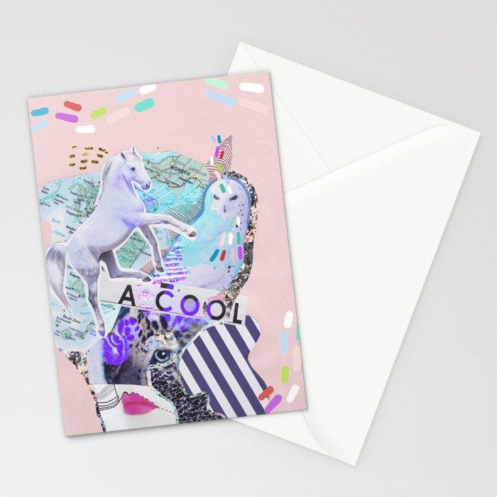 MAGIC WONDERLAND Stationery Cards