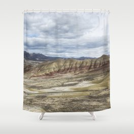 Heaven at Painted Hills Shower Curtain