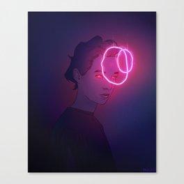 Woke AF Canvas Print