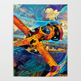Spike´s SwordFish Poster