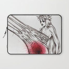 Wounded Laptop Sleeve