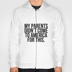 Immigration Hoody