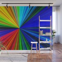 Spectrum - Fractal Art Wall Mural