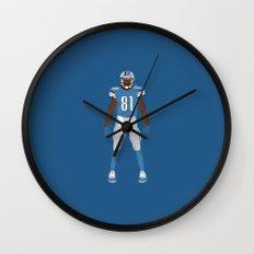 One Pride - Calvin Johnson Wall Clock