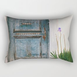 PLANTS NEAR DOOR Rectangular Pillow